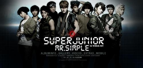 [Official] Super Junior - Mr. Simple Ver B