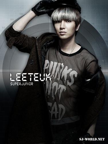 [Official] Super Junior - Mr. Simple Ver B