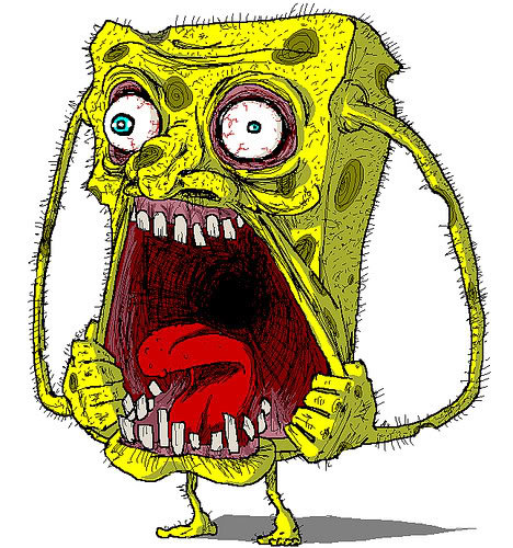 Spongebob Squarepants wolpeyper containing anime titled ▲Spongebob ▲