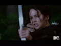 'The Hunger Games' teaser trailer - katniss-peeta-and-gale screencap