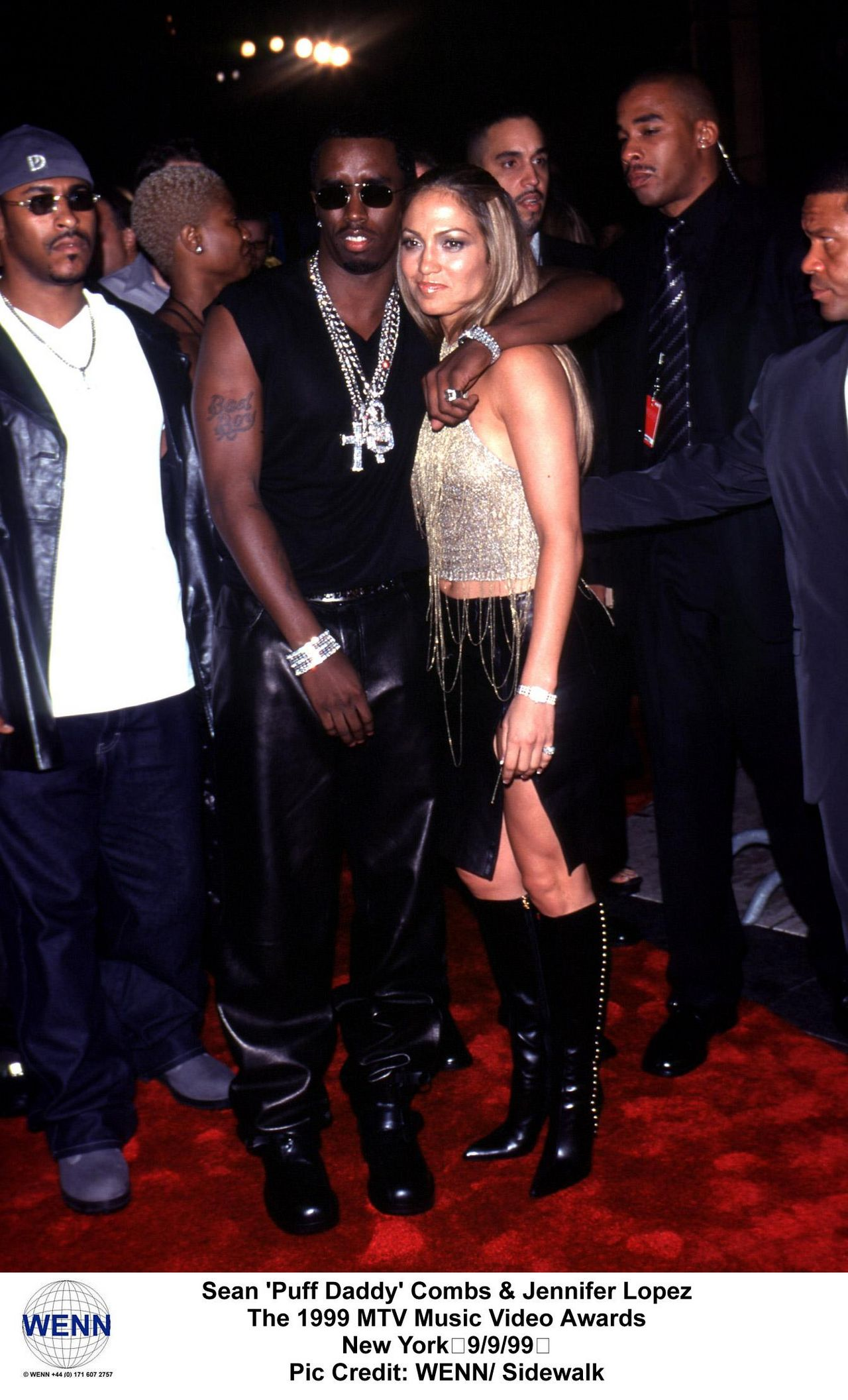 Jennifer Lopez Images 1999 Mtv Vma HD Wallpaper And Background Photos