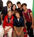 1D = Heartthrobs (I Ave Enternal Love 4 1D & Always Will) Love 1D Soo Much! 100% Real ♥  - one-direction photo