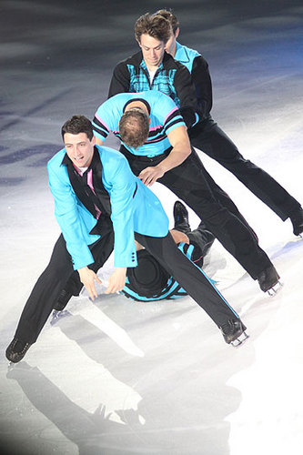 2011 Stars On Ice - Vancouver - © Brett Barden