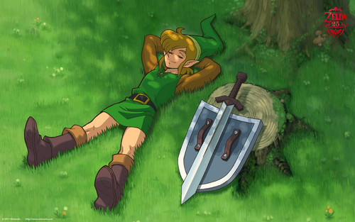 The Legend of Zelda images 25th anniversary wallpapers HD wallpaper and background photos