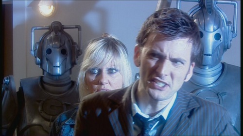 The Tenth Doctor wallpaper titled 2x12 Army of Ghosts