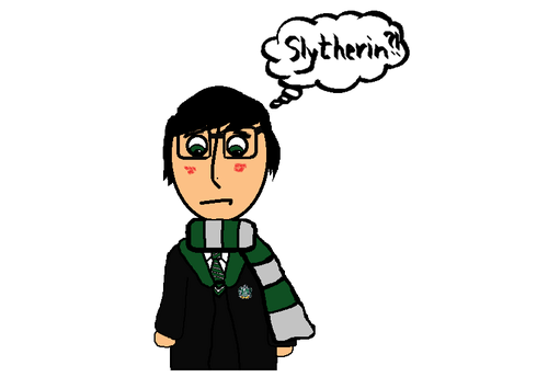 Albus Potter Sorted Into Slytherin