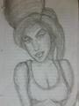 Amy cartoon