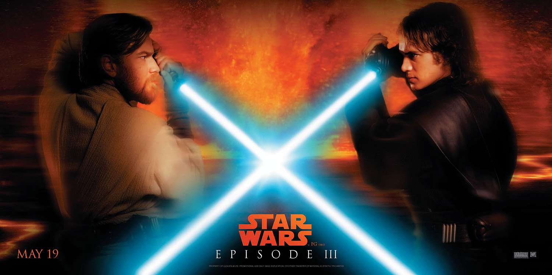 Anakin And Obi Wan Obi Wan Kenobi And Anakin Skywalker Photo 24924460 Fanpop