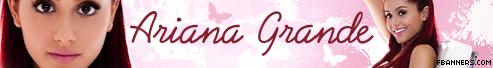 Ariana Grande फेसबुक Banner