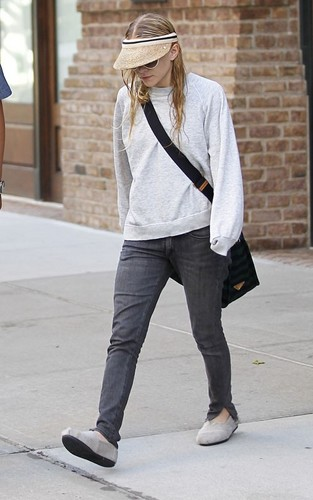 Ashley - out in NYC, July 15, 2011
