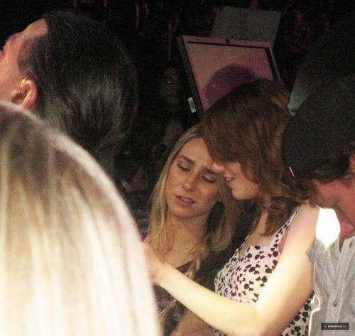 At Taylor Swift show (August 26, 2011)