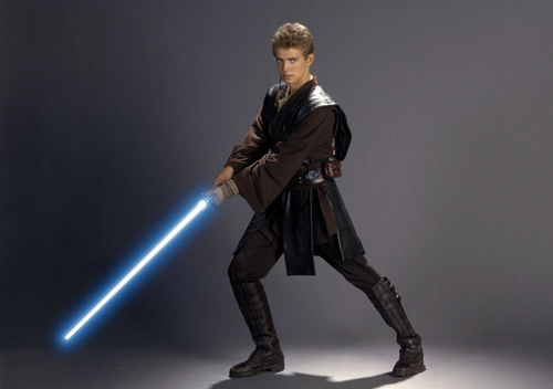 anakin skywalker wallpaper possibly containing a business suit, a well dressed person, and a hip boot titled Attack of the Clones, Anakin Skywalker