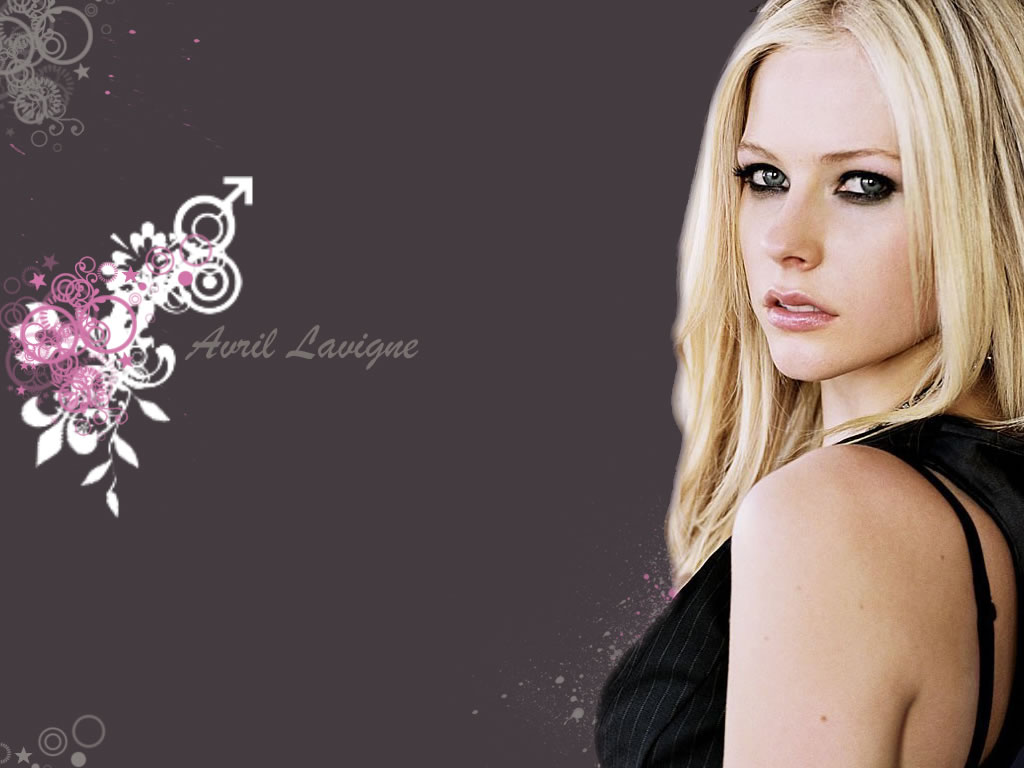 modrockz images avril lavigne hd wallpaper and background photos