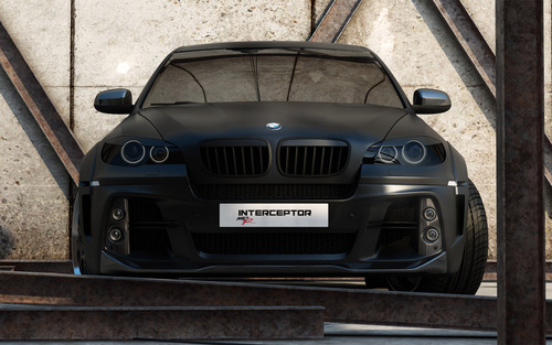 BMW X6 intercepteur, interceptor