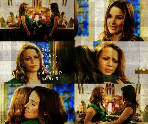 Brooke and Haley wallpaper probably with a portrait titled Baley :)