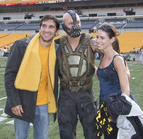 Bane Pittsburgh, Dark Knight Rises