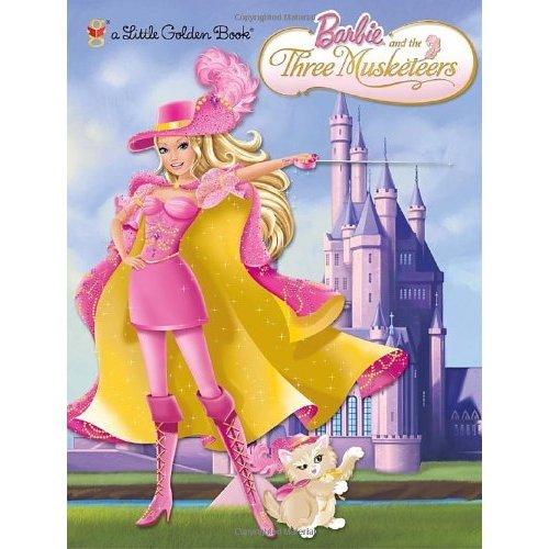 barbie 3Ms book