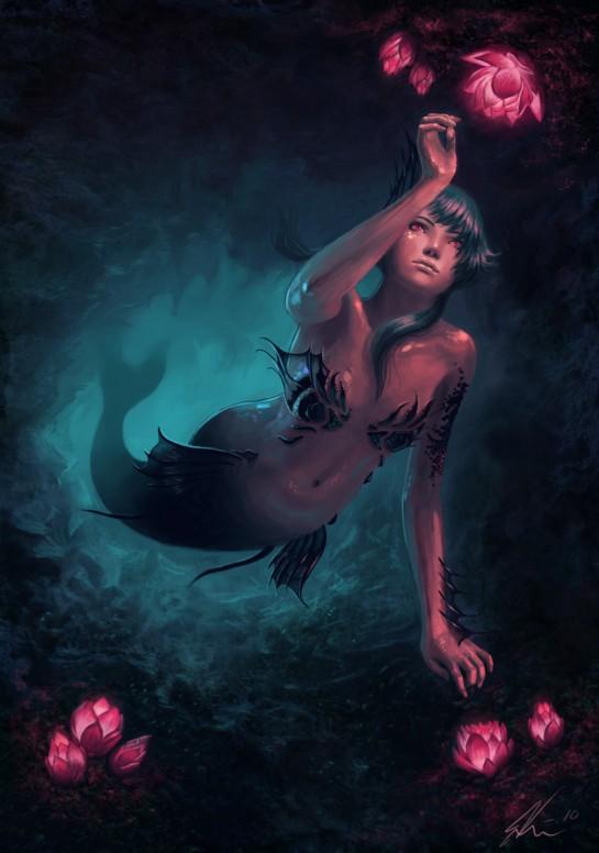 Beautiful mermaids - M...