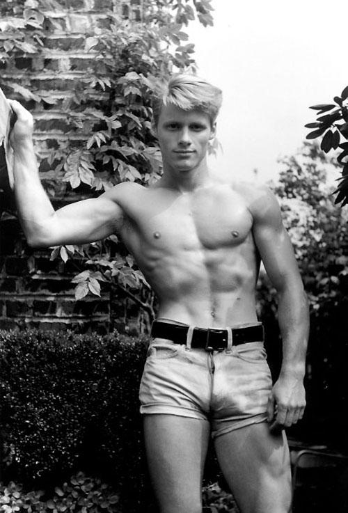 male physique vintage erotica doug courtney
