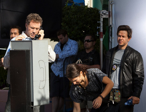 Behind The Scenes of The Other Guys