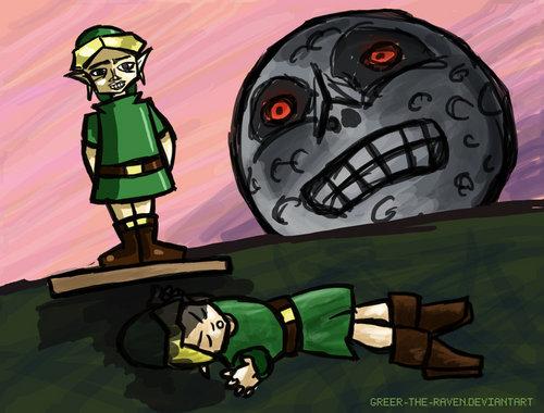 Ben killed Link?! O_O