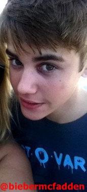 Bieber sunting