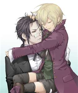 Black Butler Love!