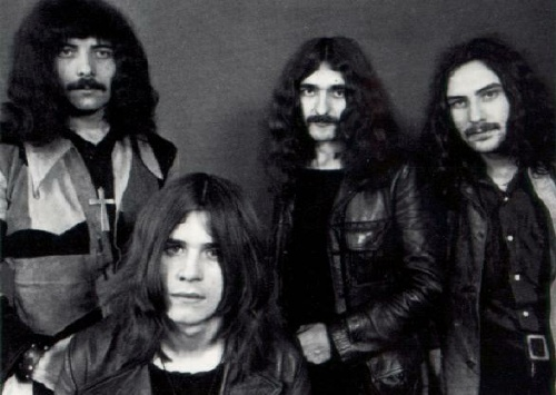 Black Sabbath - rock-n-roll Photo