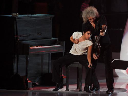 Brian May/Lady gaga
