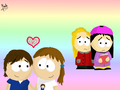 Bridon love! :D - south-park fan art