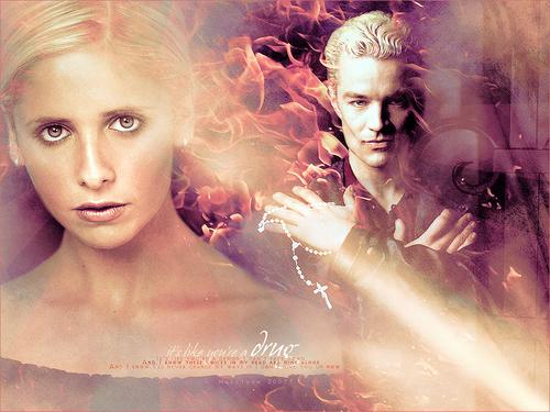 Buffy and Spike