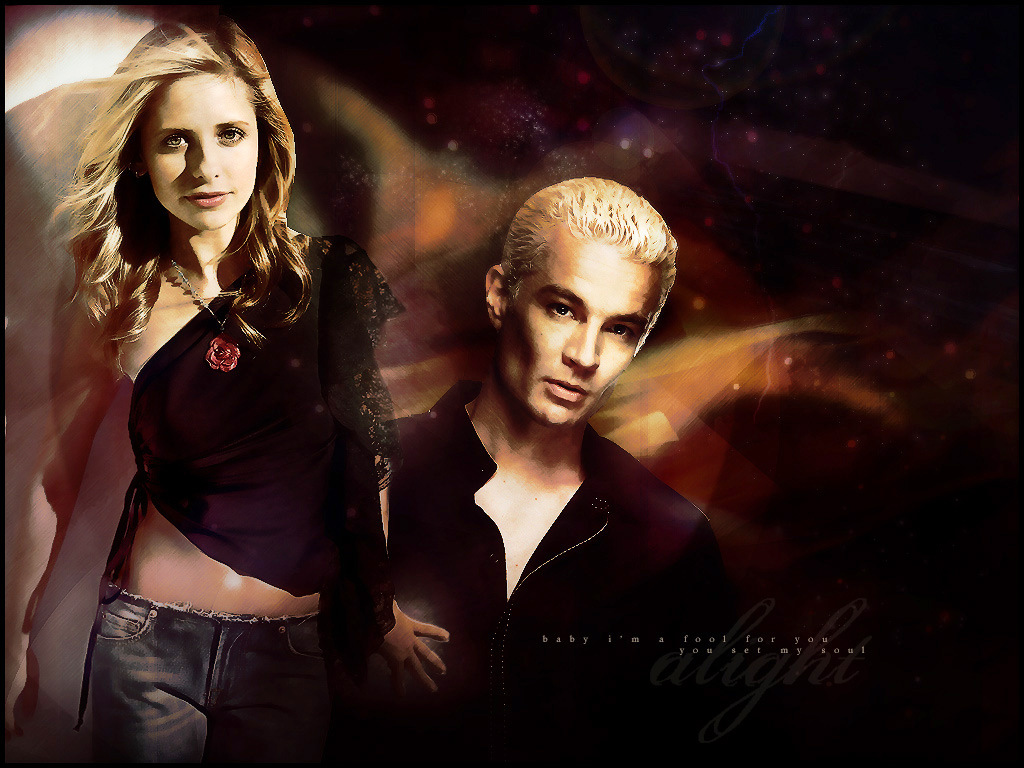 buffy and spike images buffy and spike hd wallpaper and