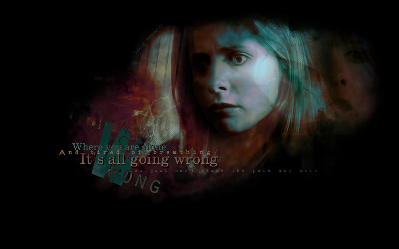 Buffy Summers Images Buffy Hd Wallpaper And Background Photos 24935895