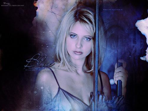 Buffy Summers hình nền called Buffy