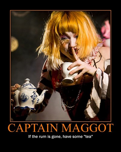 Captain Maggot
