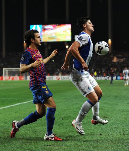 Cesc (Barcelona - FC Porto)