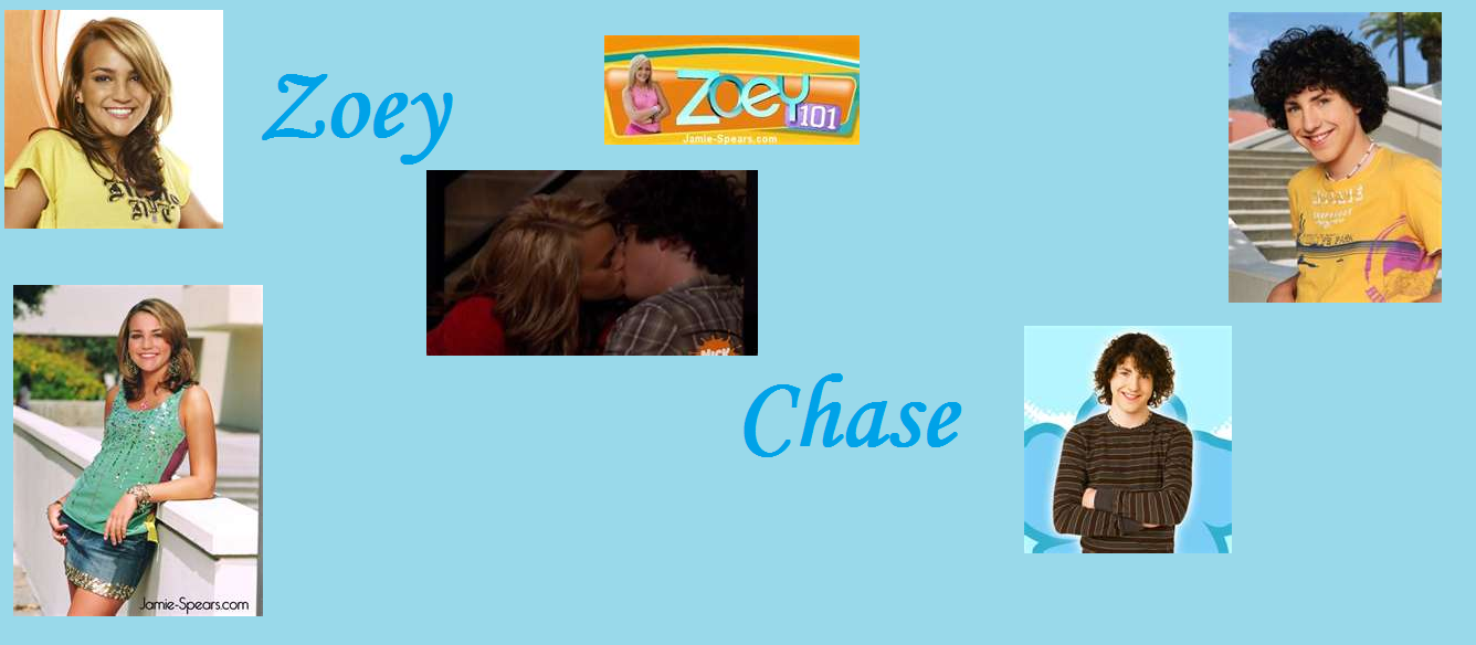 Zoey 101 Chase And Zoey