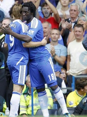 Chelsea 3x1 Norwich - fernando-torres Photo