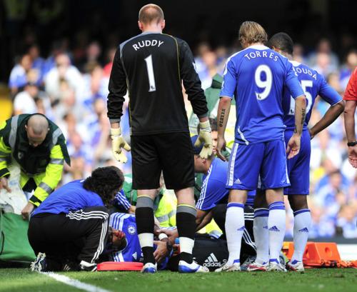 Chelsea 3x1 Norwich