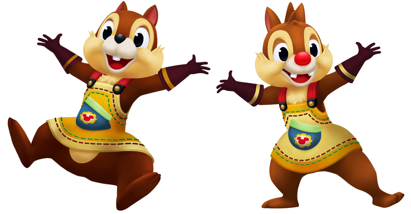 Chip N Dale Cartoon Characters : Chip and dale photo  fanpop