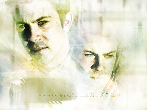 Christian Kane wallpaper possibly containing a portrait called Christian