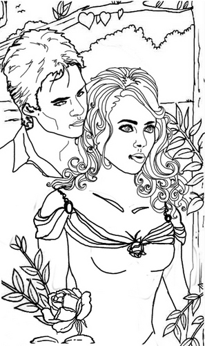 Colouring in Bamon