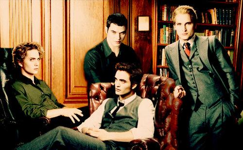 Cullen Boys Fanart