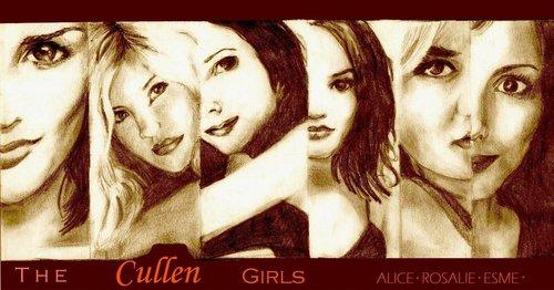 Cullen Girls