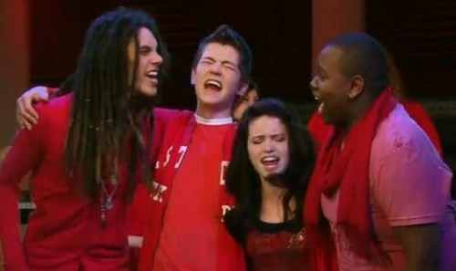 """Damian on The glee/グリー Project - Final Episode """"Glee-Ality"""""""