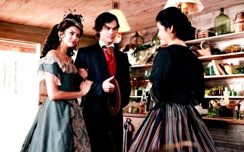 Damon and Katherine wolpeyper