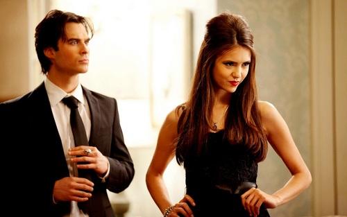 Damon and Katherine achtergrond