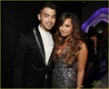 Demi and Joe Jonas #VMA2011