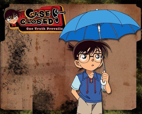 Detektif Conan - Case Closed