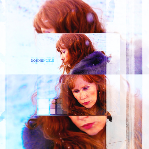 Donna Noble kertas dinding containing a portrait called Donna ♥